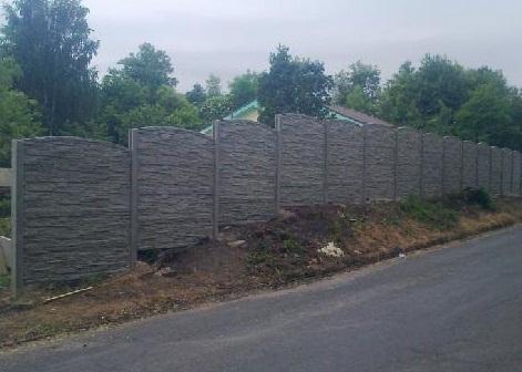 Zvolte elegantní a funkční řešení – betonový plot